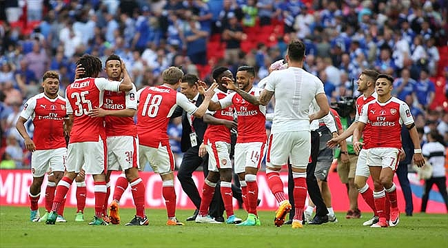 Arsenal'de FA Cup birlikteliği