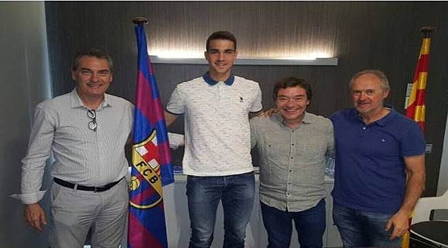 Barcelona ilk transferini kaleye yaptı