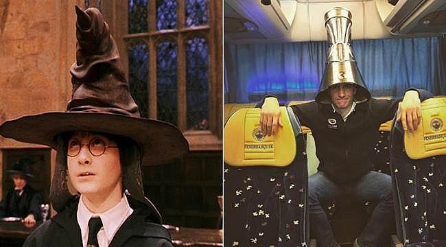 Bogdanovic'ten Harry Potter göndermesi