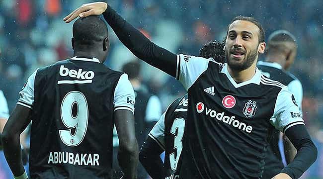 Cenk ve Aboubakar gol arayacak