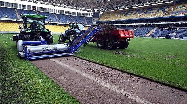 Fenerbahçe Ülker Stadyumu'nda yeni dönem