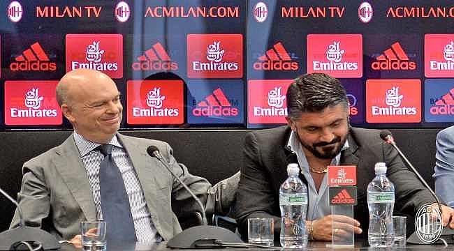 Gattuso Milan'a geri döndü