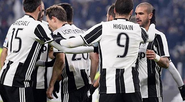 Şampiyon Juventus iyi bitirdi