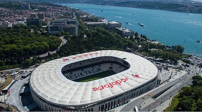 Vodafone Arena'da eSpor festivali