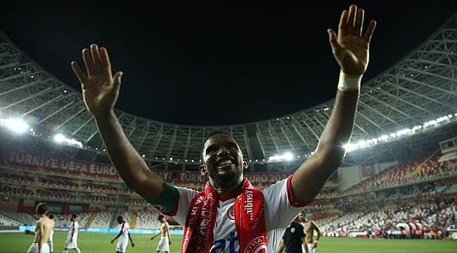 Antalyaspor tarihinin en golcüsü Eto'o