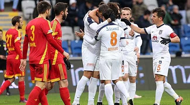 Kayserispor - Başakşehir maçı ne zaman hangi kanalda