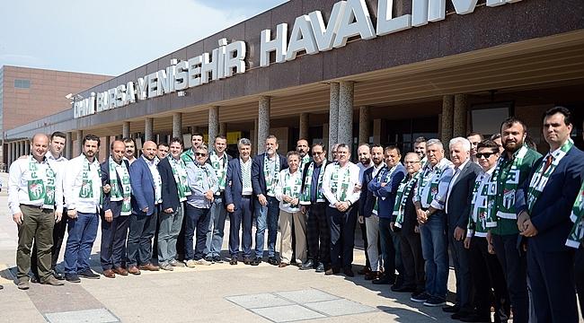 Bursaspor'da seferberlik