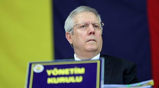 Fenerbahçe'de yönetim ibra edildi