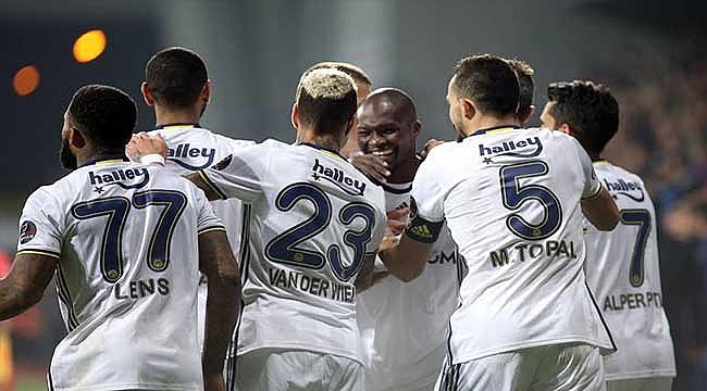 Fenerbahçe'nin Adanaspor 11'i belli oldu