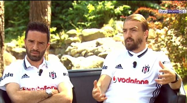 Fenerbahçe taraftarı ile sıkıntı yaşamıyoruz