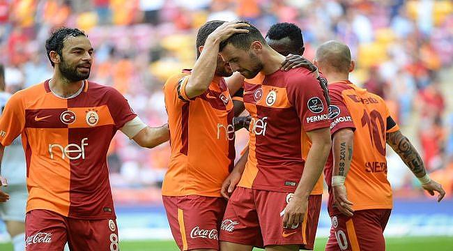 Galatasaray'dan buruk galibiyet