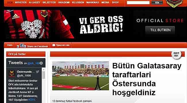 Galatasaray ile karşılaşmak rüya gibi