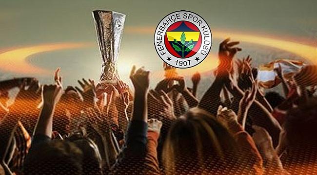 İşte Fenerbahçe'nin Avrupa'daki rakipleri