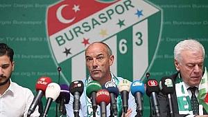 Le Guen Bursaspor'a imzayı attı