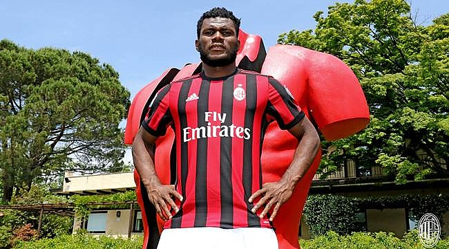 Milan transferi resmen açıkladı