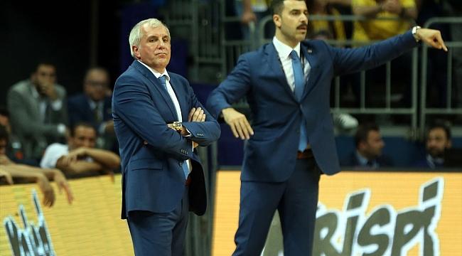Obradovic: Sorumluluk oyuncularda