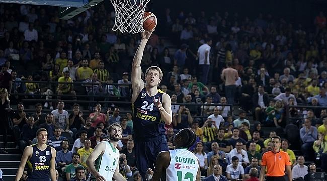 Türk basketbolunda Fenerbahçe hegemonyası