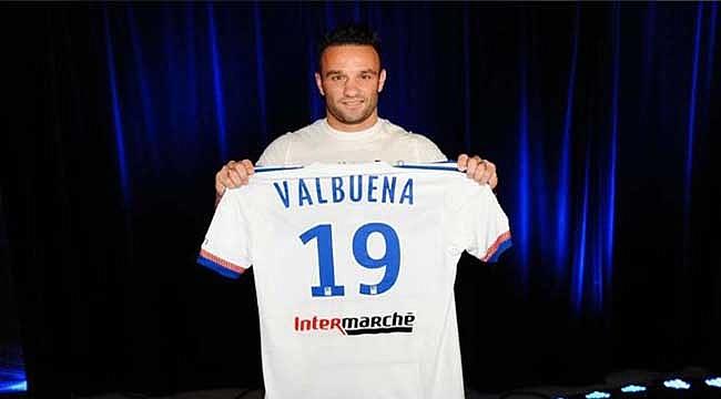 Valbuena'dan heyecanlandıran paylaşım