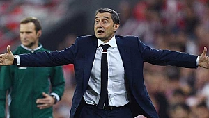 Valverde: Barça'nın stilini geliştirmek istiyorum