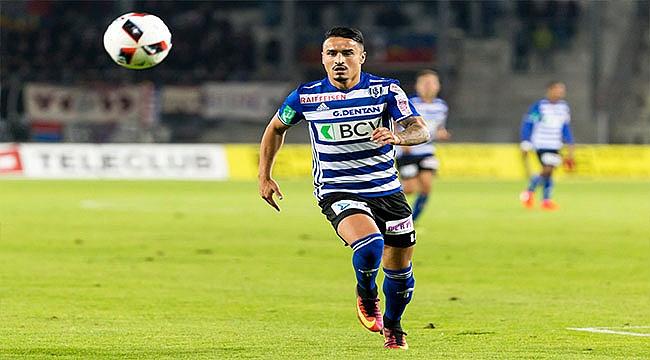 Atiker Konyaspor İsviçre'den transfer yaptı