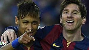Barcelona'da Neymar bombası