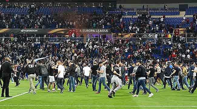 Beşiktaş'a UEFA'dan ret