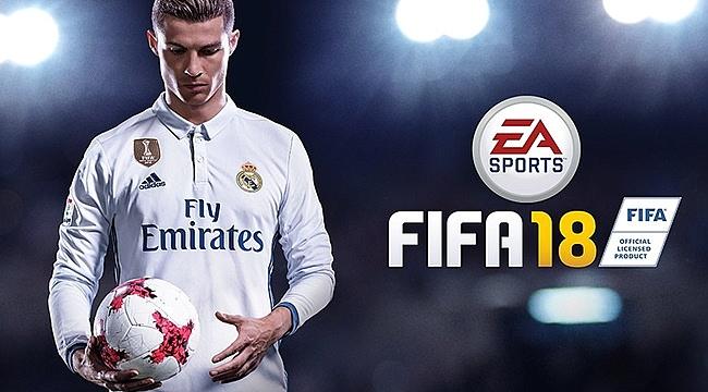 Cristiano Ronaldo FIFA 18'in kapağı oldu