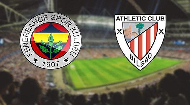 Fenerbahçe - Athletic Bilbao maçı ne zaman hangi kanalda