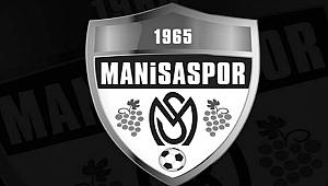 Manisaspor'dan taraftarlarına teşekkür