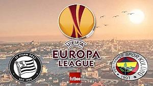 Sturm Graz - Fenerbahçe maçı ne zaman saat kaçta hangi kanalda ?