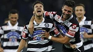 Sturm Graz 3 puanla başladı