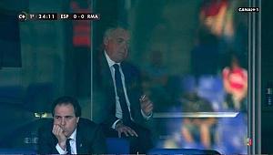 Ancelotti'ye sigara yasağı