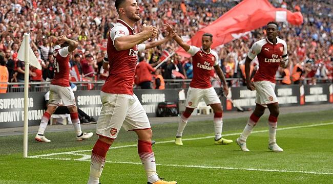 Arsenal Chelsea'yi penaltılarla geçti
