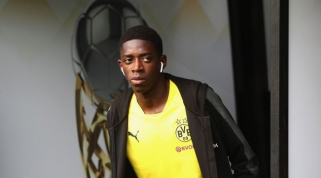 Barcelona'nın Dembele açıklamasına Dortmund'dan inkar