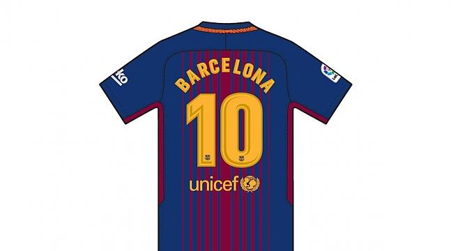 Barcelona sahaya 'isimsiz' çıkacak