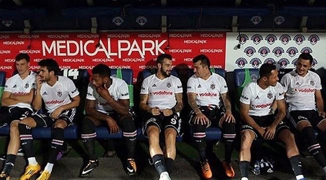 Beşiktaş'ta kriz patlak verdi