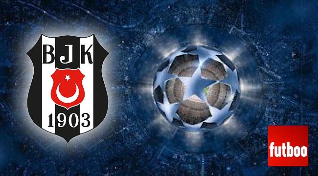 Beşiktaş'tan Şampiyonlar Ligi açıklaması