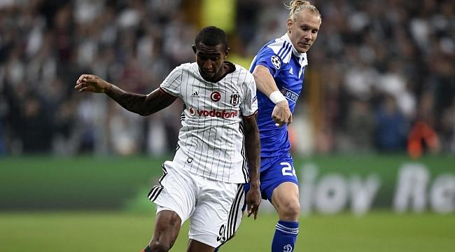 Beşiktaş Vida'yı bitirdi