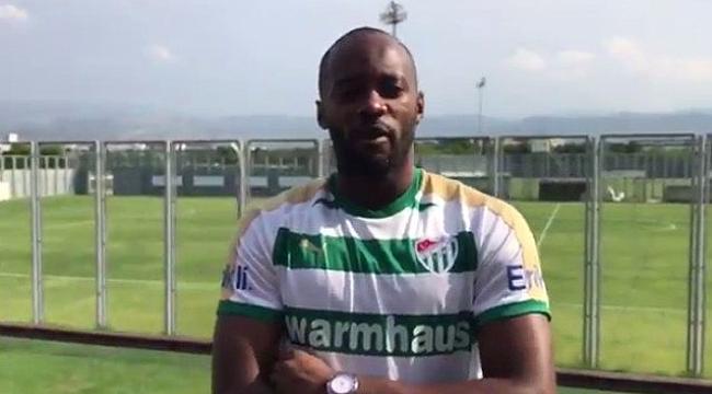 Bursaspor Kembo Ekoko ile imzaladı