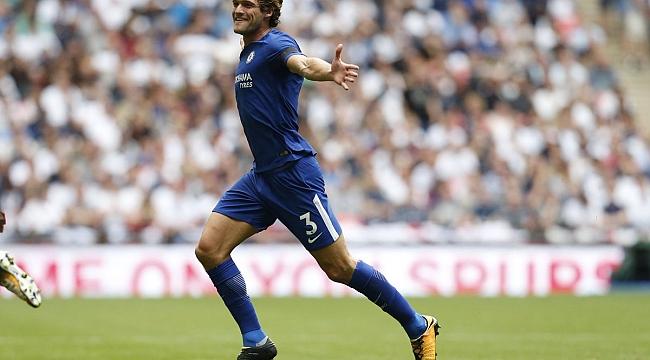 Chelsea Wembley'den 3 puanla çıktı