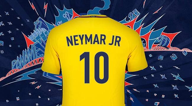 Dünya rekoru artık Neymar'da