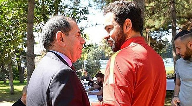 Dursun Özbek Selçuk İnan'ın transfer durumunu açıkladı!