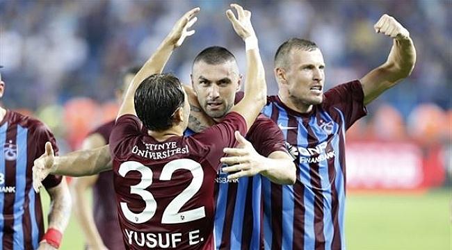 """Fatih Tekke: """"En iyi transfer Burak Yılmaz"""""""