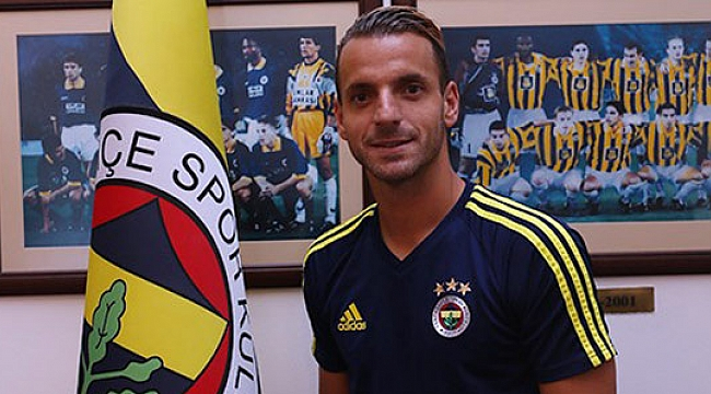 Fenerbahçe'de Soldado UEFA listesine alındı