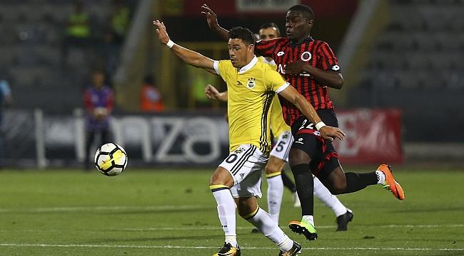 Fenerbahçe, 9 kişilik Gençlerbirliği karşısında 2-1 kazandı