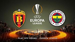 Fenerbahçe kritik Vardar virajında