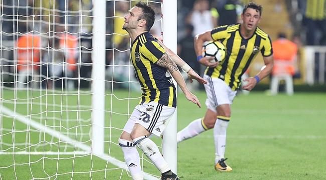 Fenerbahçe taraftarının yeni gözdesi Valbuena