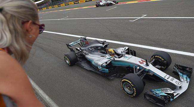 Formula 1'de Belçika heyecanı