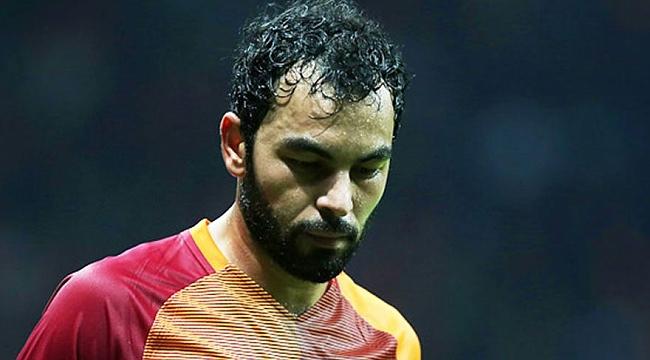 Galatasaray'da Selçuk İnan gelişmesi!