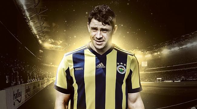 Giuliano 4 yıl için Fenerbahçe'de